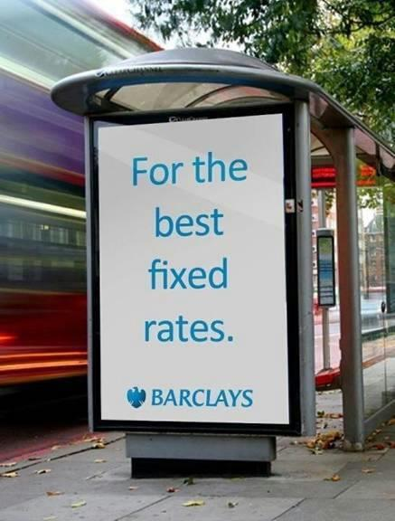 fixed rates