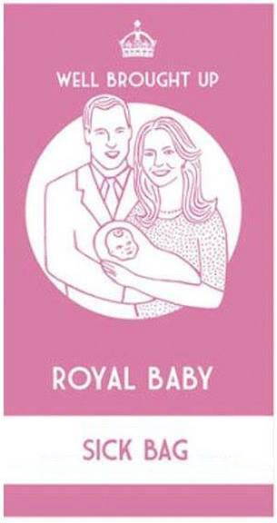 royalbabysickbag