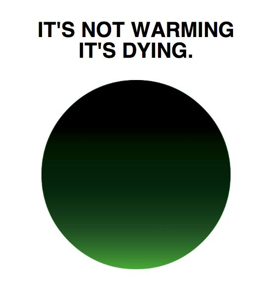 notwarmingdying