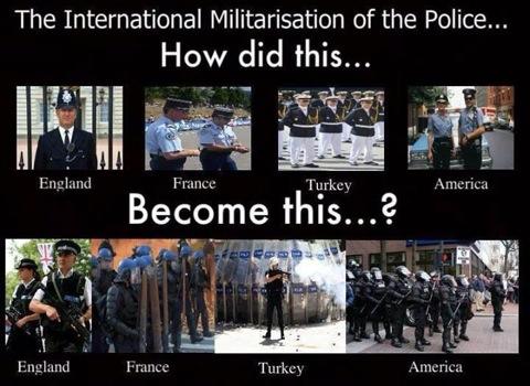 policemilitarise