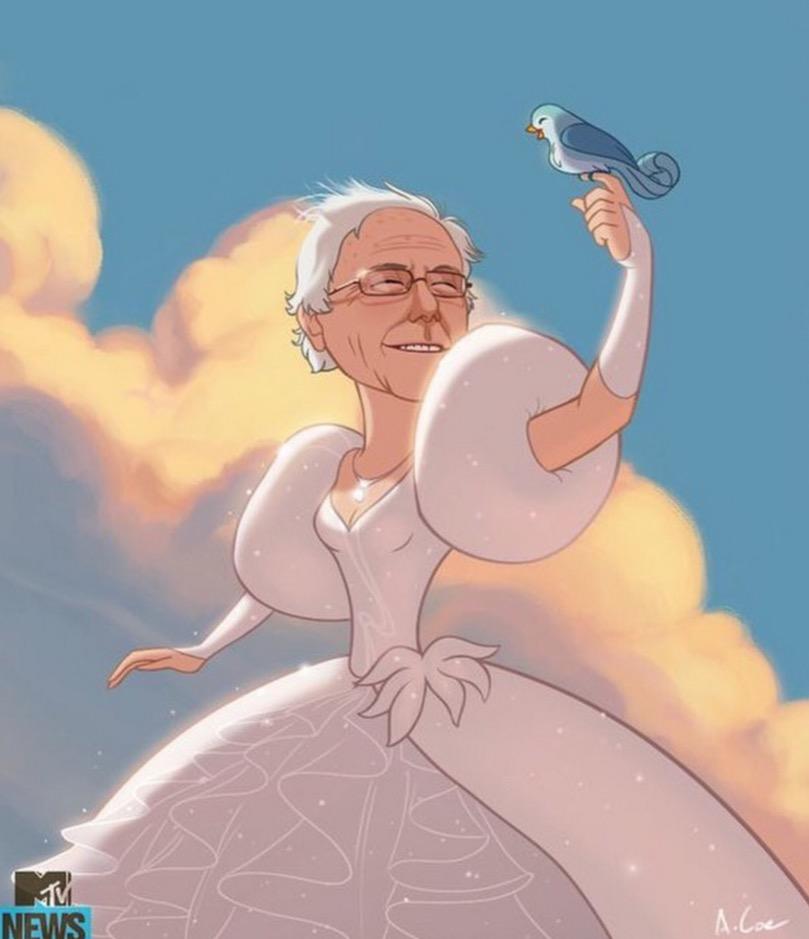 Birdie Sanders 2